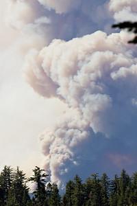 Rim Fire Smoke